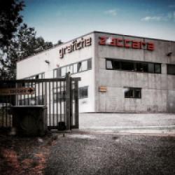 La Sede della Tipografia Grafiche Zaccara